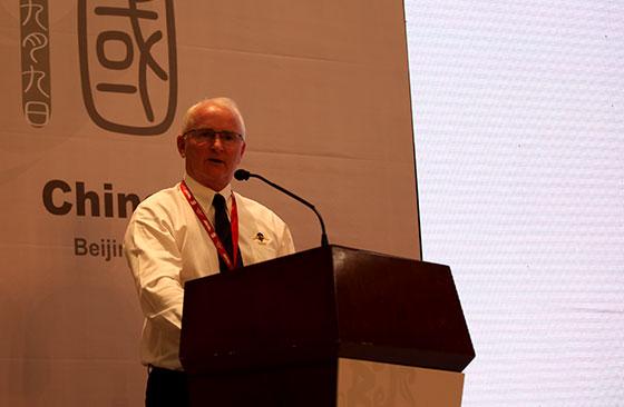 国际航空器拥有者及驾驶员协会(IAOPA)理事长Mark Baker