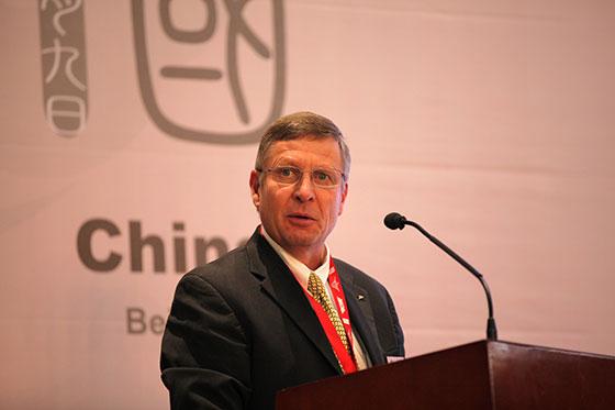 国际航空器拥有者及驾驶员协会(IAOPA)秘书长Craig Spence